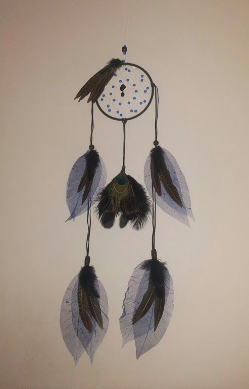 Dream Catcher made for Mom. My favorite one yet <3