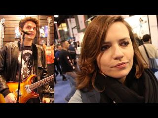Mary Spender: Casually chatting with John Mayer NAMM 2017   Friday 20th January video diary of my time at NAMM. That crazy day when Donald Trump became President and I got to chat with John Mayer... --  Subscribe to My Channel Here https://www.youtube.com/user/maryspen... -- Mary Spender is a musician based in Bristol. Combining her sultry voice and electric guitar to create pop songs infused with blues and soul. Her songwriting showcases her virtuosic style of guitar playing as well as her…