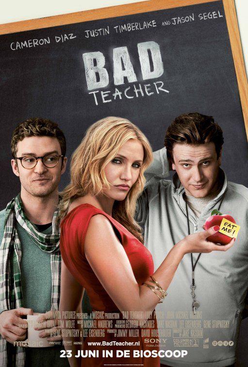 Bad Teacher Movie Poster #2