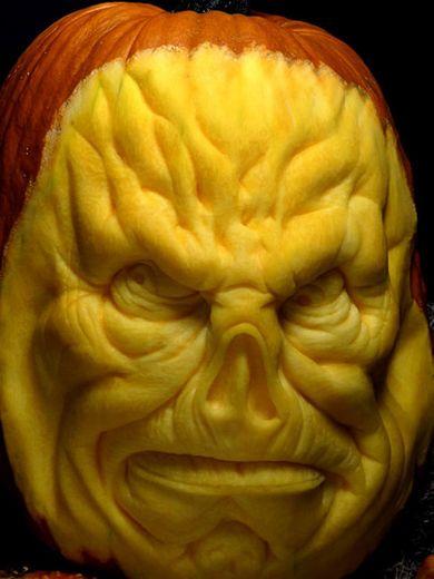 Best scary pumpkin carving ideas on pinterest