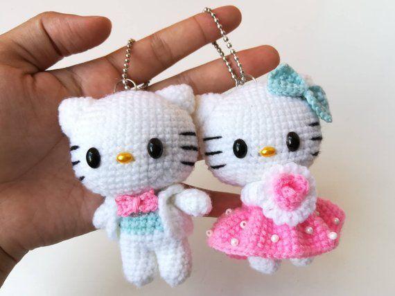 Used Amigurumi hello kitty for sale in Gemlik - letgo | 428x570
