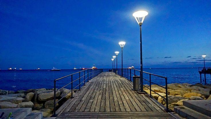 Mediterranean Blue - Limassol, Cyprus | by NYAndreas