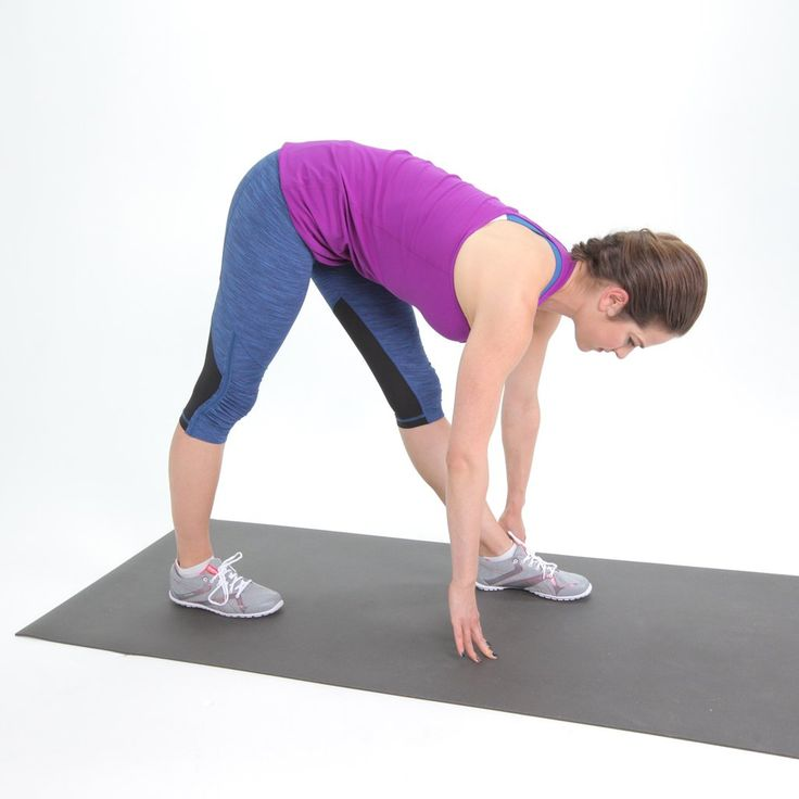 Easy to do anywhere and safe for injured backs, this hamstring stretch is great if you're really tight.    ...