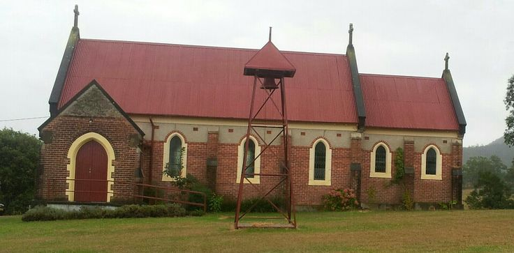 Old church in Candelo NSW