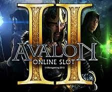 Avalon II Arthurian Legend Reborn  Sequel to a masterpiece, Avalon II is our dramatic reimagining of King Arthur's fabled quest for the Grail. Merlin, Arthur, Guinevere and the treacherous Morgan le Fay are beautifully brought to life in 3D. Hand-painted artwork, professional voice acting and a spellbinding soundtrack add to the mystique. And the epic eight-step Grail Bonus is unique to online gaming. Once drawn into the magical world of Avalon, players never want to leave.