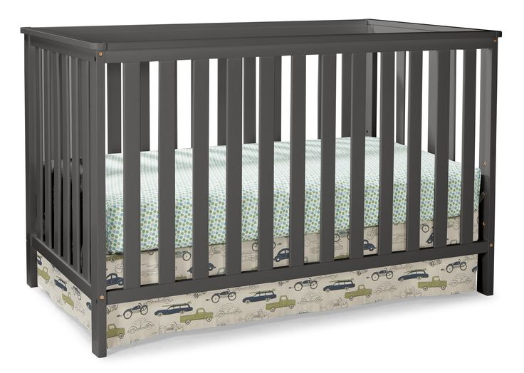 Showcasing contemporary style and clean lines, the Storkcraft Rosland 3-in-1 Convertible Crib will complete your modern nursery. Simple yet elegant, the crib's low profile allows easy access to your baby during the early morning hours or afternoon feedings.  The Rosland 3-in-1 Convertible Crib is versatile and designed to grow with your child as it features a three-position adjustable mattress support and converts into a toddler bed (no guard rail) and daybed. Crafted from high quality pine…