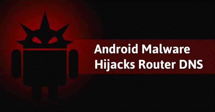 "http://ift.tt/2hAzG12 New Android Malware Hijacks Router DNS from Smartphone  Hi NaijaSoft360 viewers good morning to you allSecurity Researchers have uncovered a new Android malware targeting your devices but this time instead of attacking the device directly the malware takes control over the WiFi router to which your device is connected to and then hijacks the web traffic passing through it. Dubbed ""Switcher"" the new Android malware discovered by researchers at Kaspersky Lab hacks the…"