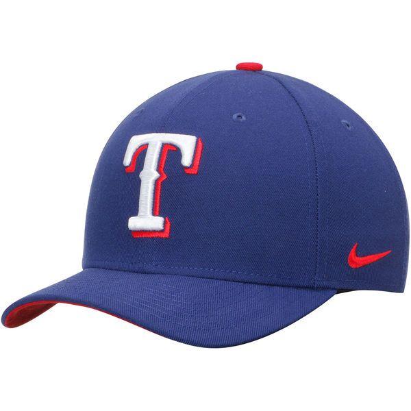 Texas Rangers Nike Wool Classic Adjustable Performance Hat - Royal - $23.99
