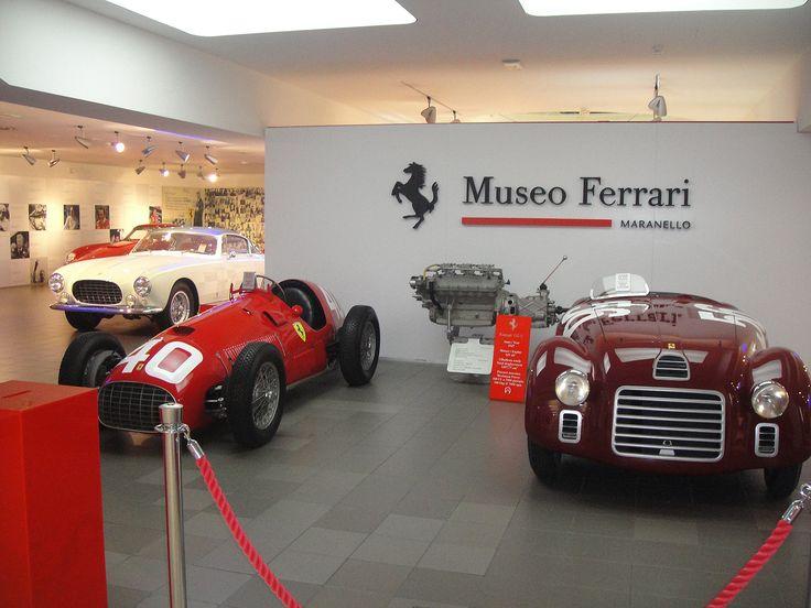 #exhibition #Museoferrari