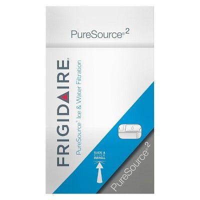 Frigidaire PureSource 2 Refrigerator Water Filter, White