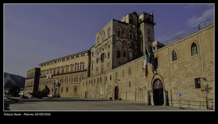 #Palazzo Reale #ARS #Palermo #Palazzo dei Normanni