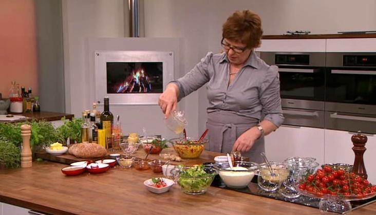Hjemmelagde dressinger og salsa - God Morgen Norge