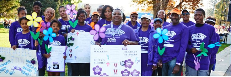 Register today for the Walk to End Alzheimer's!
