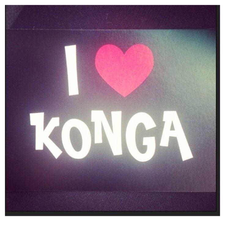 The Jungle Body with Alison #konga #dancefitness