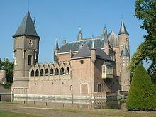 Kasteel Heeswijk Prins maurits 1629 in Nederland