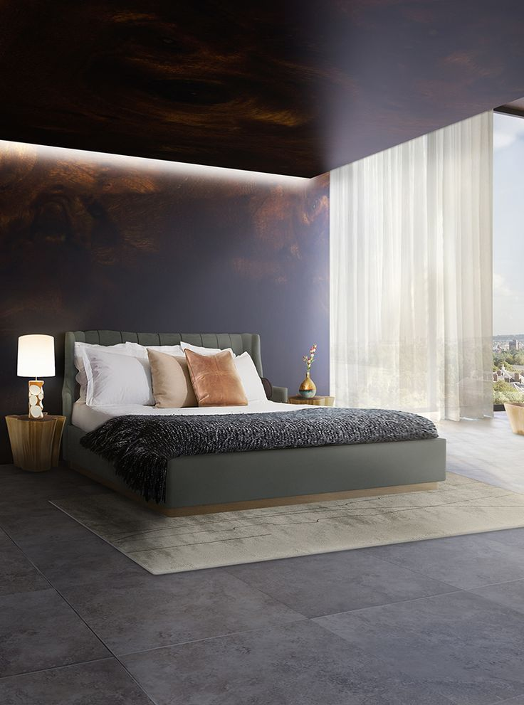 8 Master Bedroom Design Ideas To Copy Right Now. bedroom design ideas. bedroom decor ideas. luxury bedroom decor. #masterbedroomideas #bedroomdesignideas #bedroomdecor.  Download 100 Master bedroom ideas ebook here » https://www.brabbu.com/ebooks/?utm_source=brabbublog&utm_medium=blogs&utm_term=apedro&utm_content=articles&utm_campaign=Champions