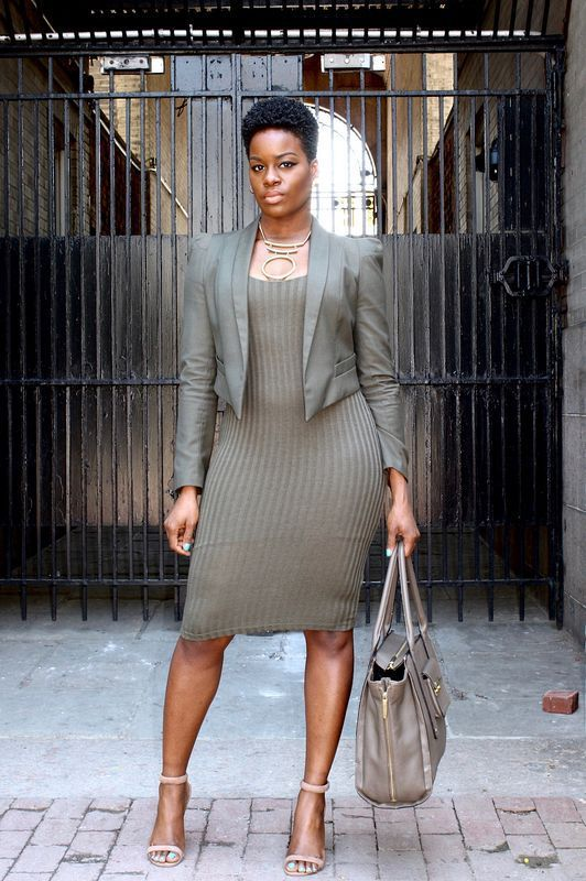 Business Fall Outfits Executive Women 56