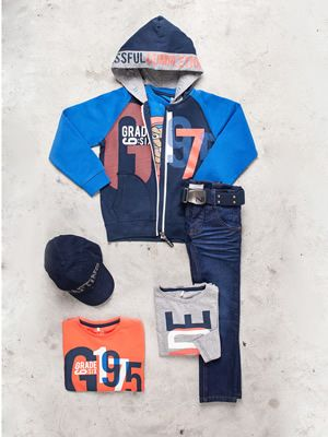 Denim lookbook - KIDS boy,