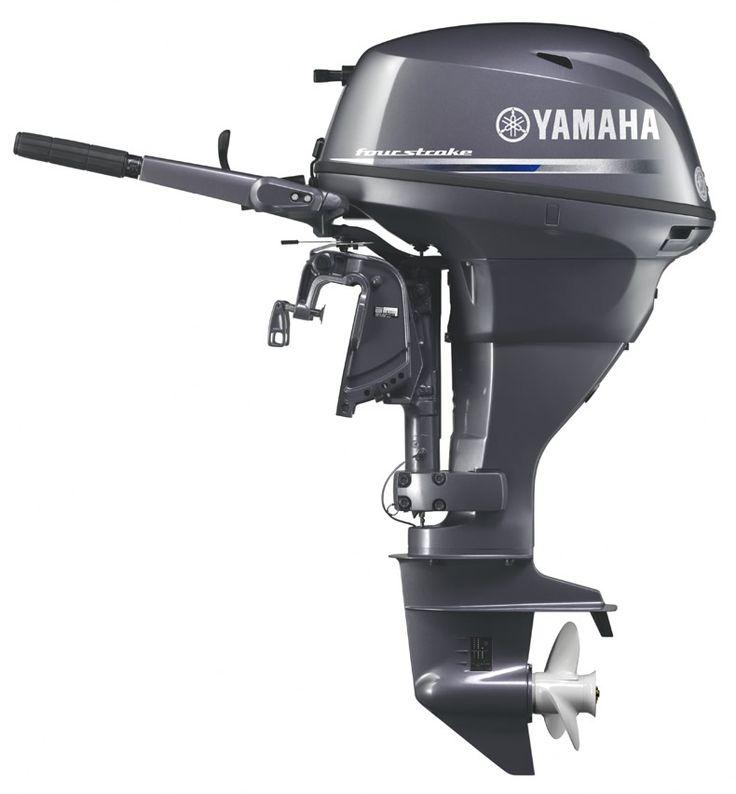 Silnik zaburtowy Yamaha F25DMHL
