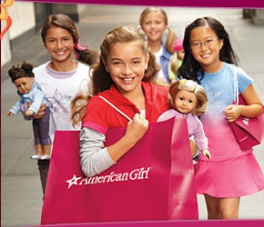 American Girl on 609 Fifth Ave.