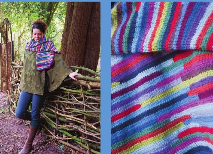 ISSUU - Knitting with the Color Guys by Sixth&Spring Books