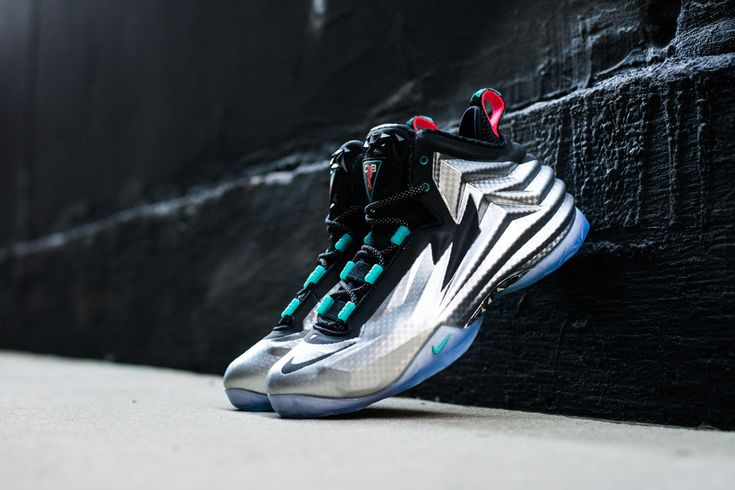 "Nike Chuck Posite ""Metallic Silver"" (Release Date & Detailed Pics)"