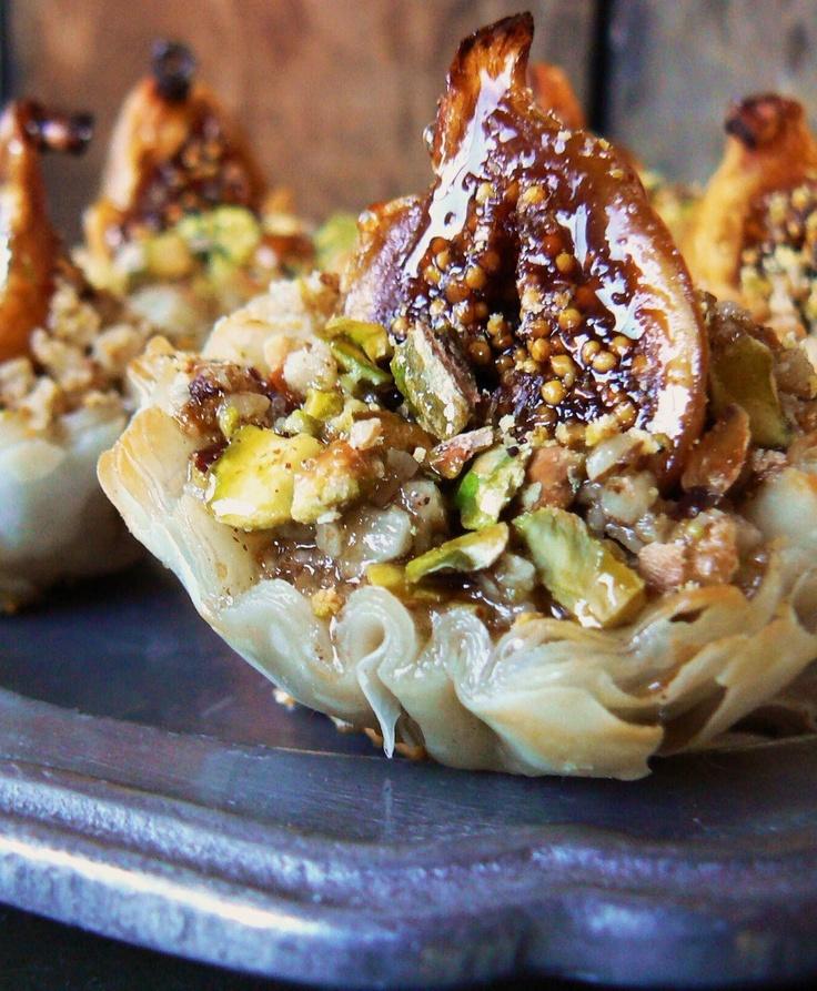 Turkish Fig Baklava recipe