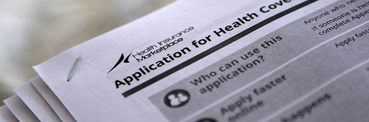 "The federal government forms for applying for health coverage are seen at a rally held by supporters of the Affordable Care Act, widely referred to as ""Obamacare"", outside the Jackson-Hinds Comprehensive Health Center in Jackson, Mississippi, U.S. on October 4, 2013. REUTERS/Jonathan Bachman/File Photo - RTSO349"