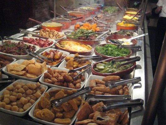 Lots of tasty brazilian food yummy food for Authentic brazilian cuisine