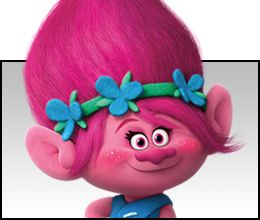 Trolls Movie Popp Characters Coloring Pages