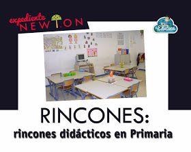 Muchos maestros en Educación Primaria tienden a huir de acomodar su clase y crear espacios propios de la Educación Infantil. Ya sabéis que...