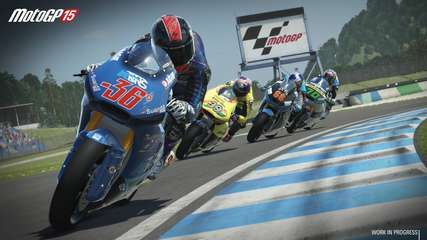 MotoGP 15 PC Game Screenshots