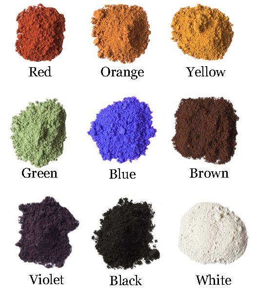 Natural Earth Paints