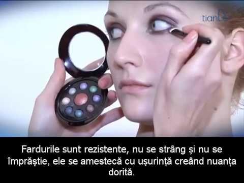 Smokey-eyes make-up [TianDe]