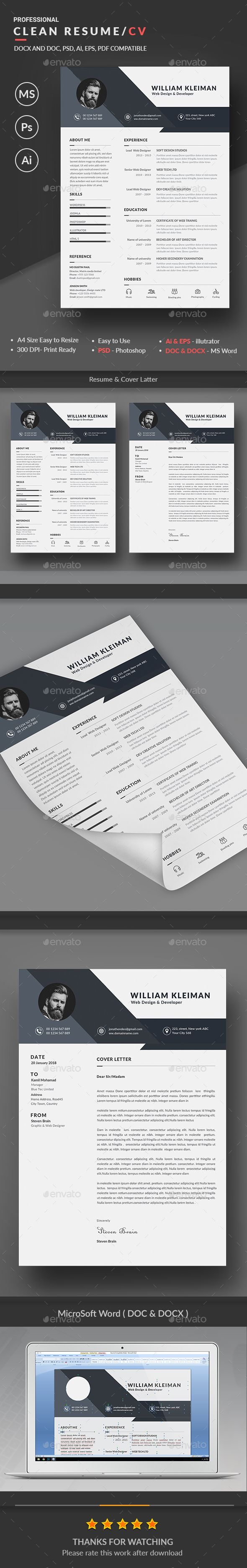 Resume 423 best CV book images