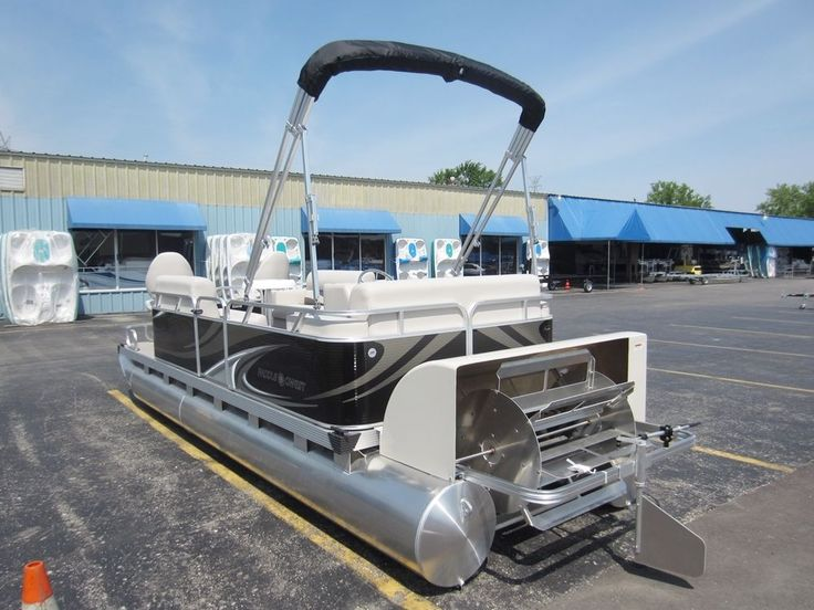 18' Paddle Qwest Pedal Powered Pontoon Boat with Large Drive Wheel 10 Person Cap | Sporting Goods, Water Sports, Kayaking, Canoeing & Rafting | eBay!