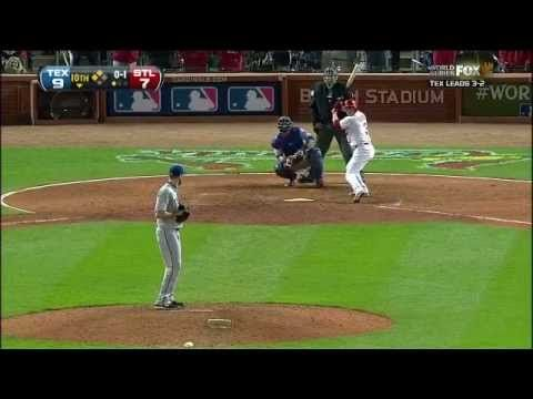 ▶ 107TH WORLD SERIES, GAME 6 - October 27, 2011   I will watch this video with my grandchildren over and over and over again. #iwasthere #cardinalnation