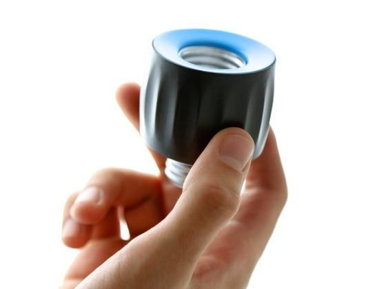Spark App Controlled Light Bulb Socket |Gadgetsin