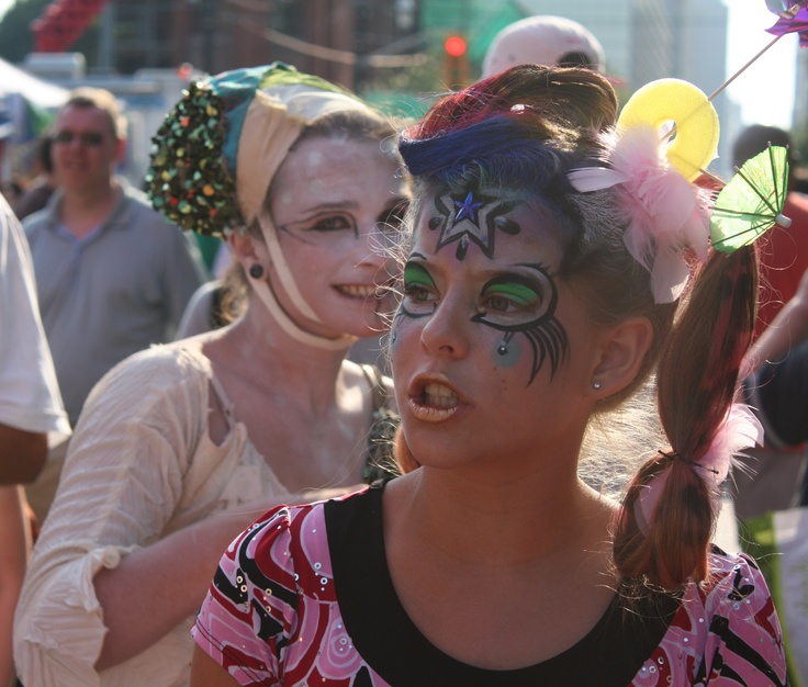 Buskerfest, the venue for the largest epilepsy event in the world and North America largest Street Performer festival, the festival supports Epilepsy Toronto