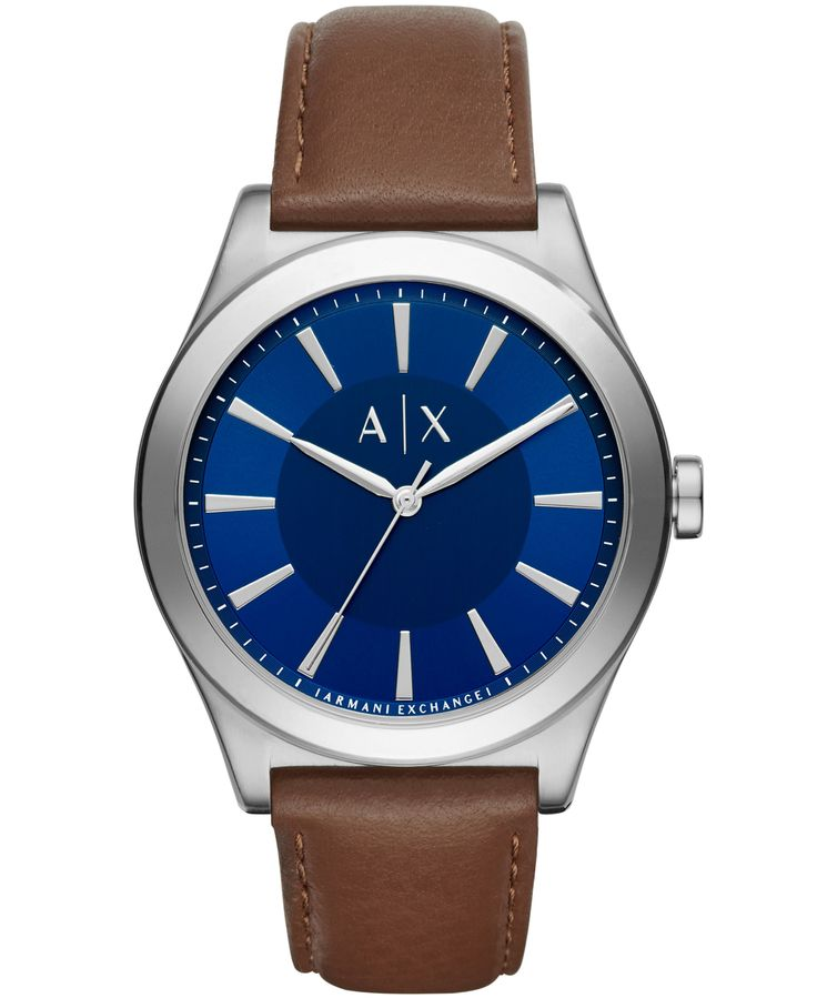 Armani Exchange AX2324 gents watch, Brown Buy for: GBP99.00 House of Fraser Currently Offers: Armani Exchange AX2324 gents watch, Brown from Store Category: Accessories > Watches > Men's Watches for just: GBP99.00 Check more at http://nationaldeal.co.uk/armani-exchange-ax2324-gents-watch-brown-buy-for-gbp99-00/
