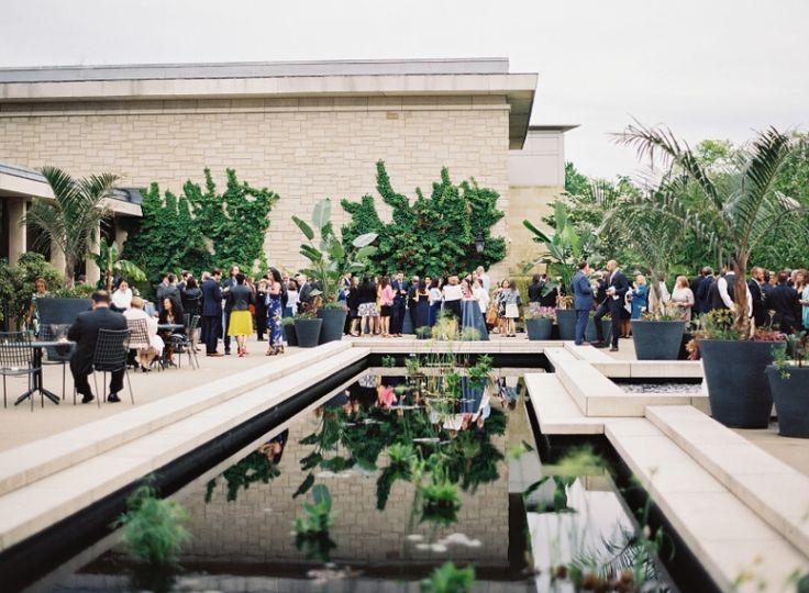 Cleveland Botanical Gardens wedding, photo by Lauren Gabrielle