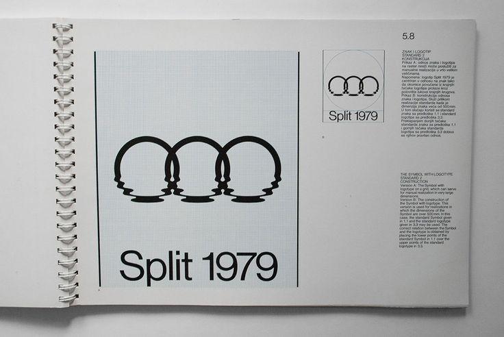 1979 Mediterranean Games | Logo Design Love