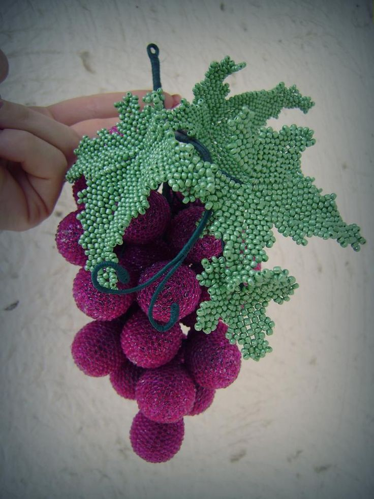 grape leaf pattern/scheme