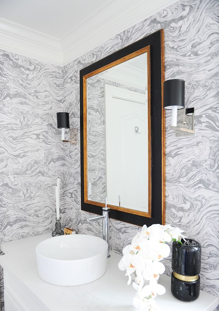 Looking to update a powder room, but don't want to break the bank? Get tips from designer Gillian Segal on where to save and where to splurge to get the biggest bang for your buck.