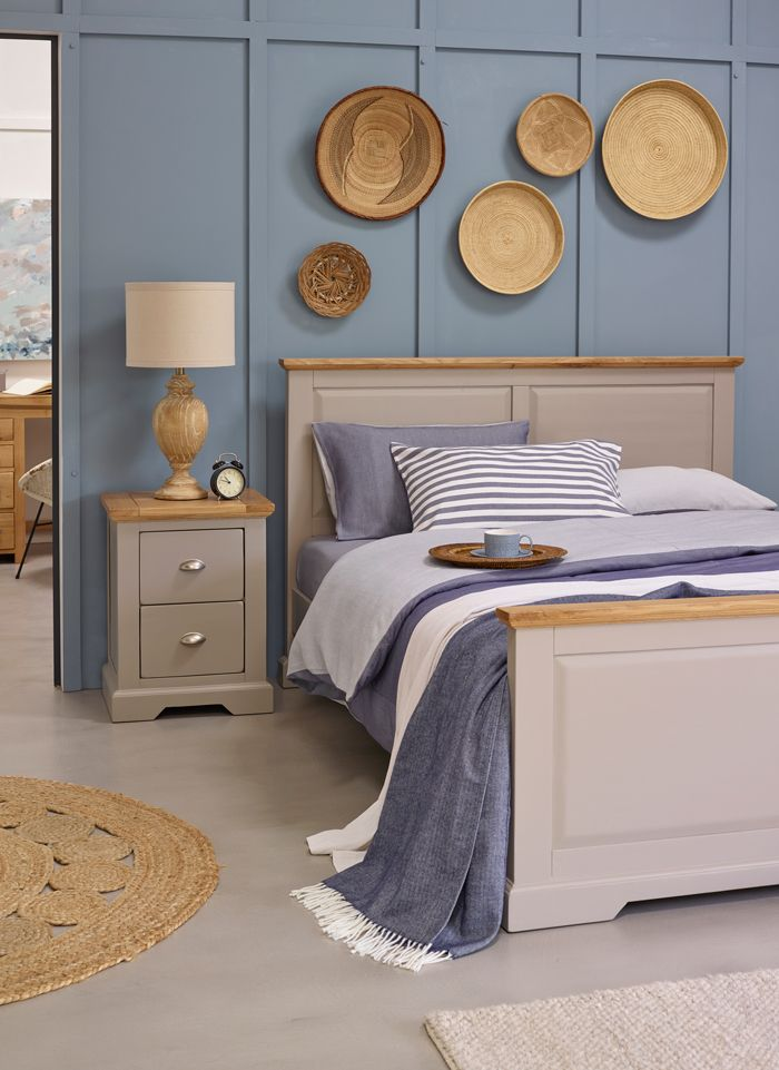 11 Achievable And Affordable Bedroom Ideas Oak Furniture Land Blog Oak Furniture Land Oak Bedroom Furniture Oak Furniture