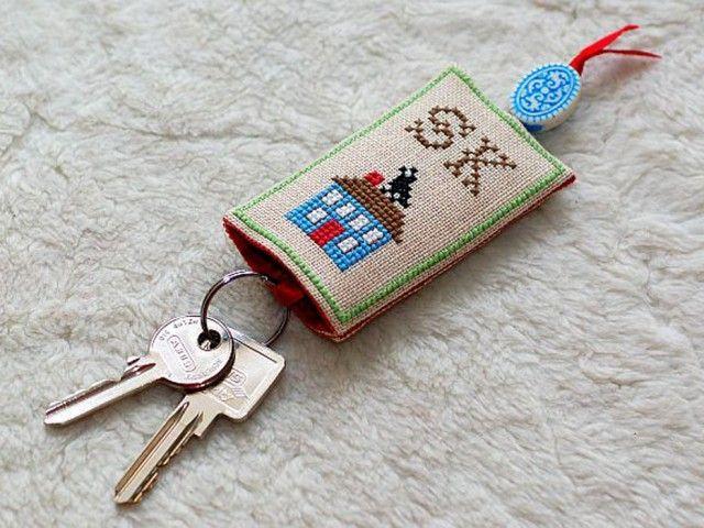 Hazlo tú mismo (DIY): Un llavero con tus iniciales
