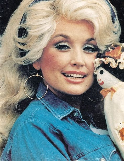 i want to meet dolly parton