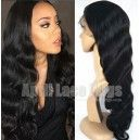 Brazilian virgin body wave 360 lace frontal wig --BW0130