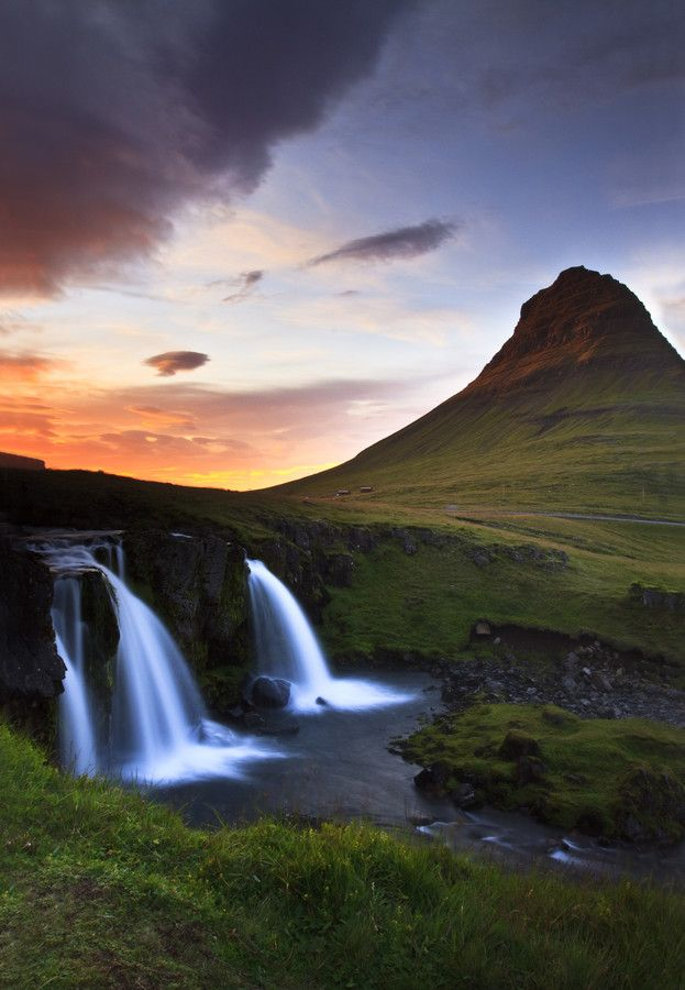 The most beautiful Mountain Iceland