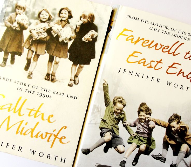 """""""Call the Midwife"""" and Jennifer Worth's subsequent books about life in the East End of London are fantastic, heartbreaking reading."""